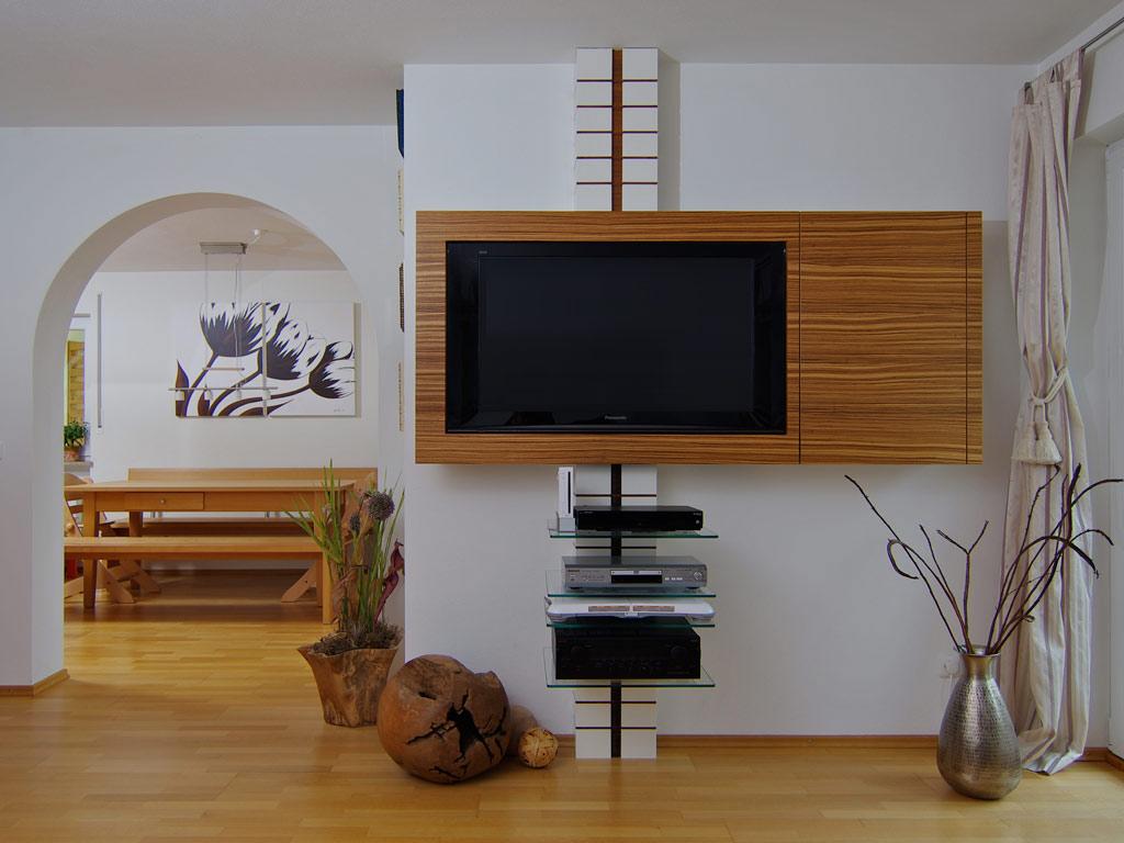 Riedel Möbel Design : Wohnen / TV-Wand